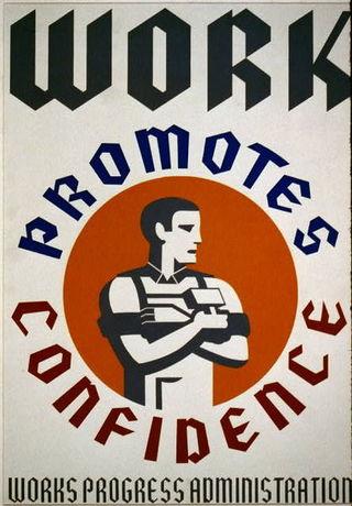 WPA Art Poster/1935, Public Domain