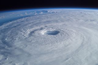 Hurrican Isabel, NASA (2003)