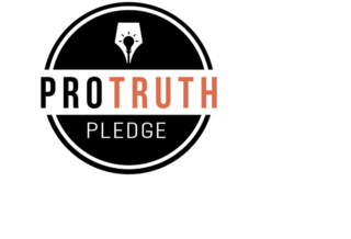 Pro-Truth Pledge Badge