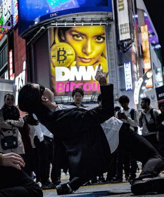 Bitcoin billboard by Pawel Janiak/Unsplash/ Licensed Under CC BY 2.0