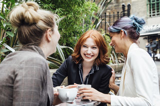 Does the Quantity of Social Interactions Affect Happiness