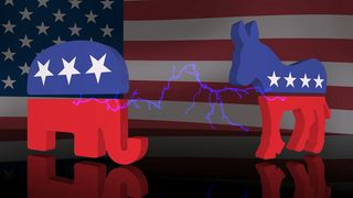Explaining Political Ads, Current News, and Voting to Kids