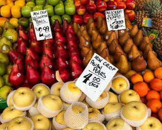 Fruit Prices by Rajiv Perera/ Unsplash/ Licensed Under CC BY 2.0