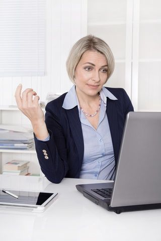 © Woman at the Office|Dreamstime Stock Photos
