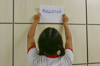 Bullying photo by the Federal Senate of Brazil, uploaded by Tyler de Noche. Transferred from Wikimedia Commons.