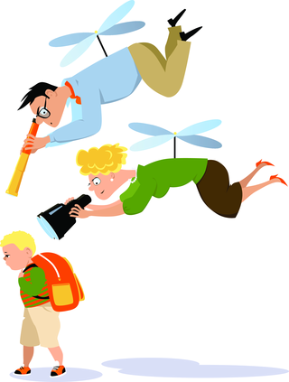 Helicopter Parenting May Negatively Affect Childrens Emotional >> No Don T Be A Helicopter Parent But Be Involved