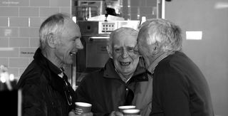 Laughter by David Bergin/Flickr made available via a Creative Commons Attribution 2.0 Generic license.