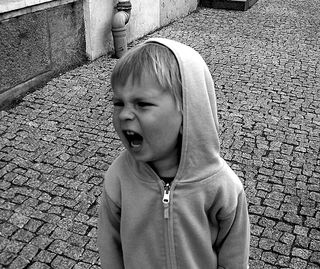 Scream and Shout by Mindaugas Danys, CC by 2.0