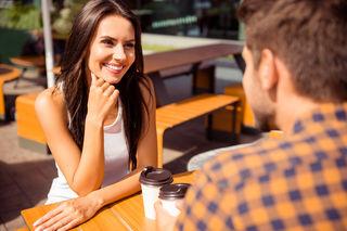 Hohe Konvertierung der Dating-Landing Seite