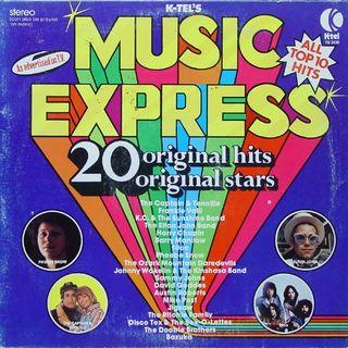 K-Tel Records circa 1975/Fair Use