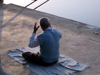 Yoga/ Surya Manohar Mulagada/Flickr