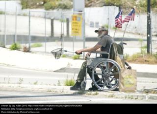 Creative Commons Photos of Veterans/Creative Commons