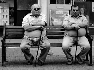 Bench sitters/David Hodgson/Flickr