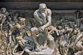 Rodin, courtesy of WIkimedia Commons