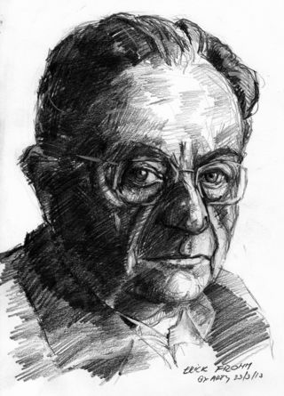 Erich Fromm for PIFAL by Arturo Espinoza, C.C. by 2.0