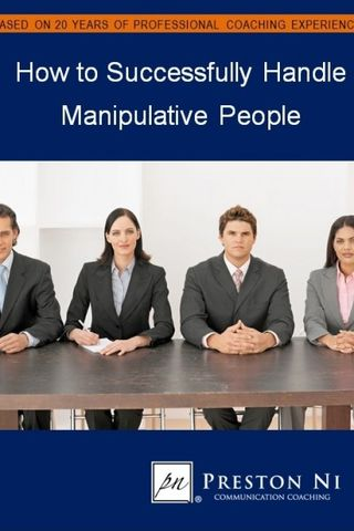 How to Recognize and Handle Manipulative Relationships