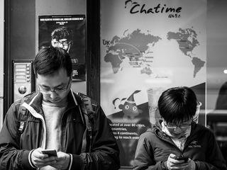 """Matthew G """"Chat time"""""""