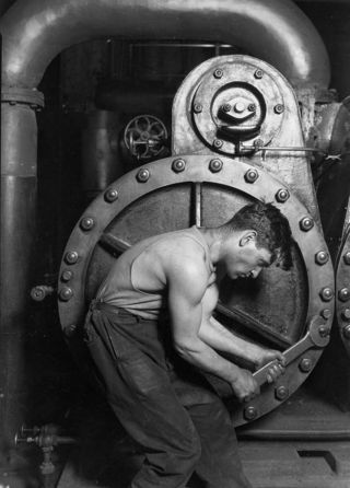 Lewis Hine/Wikimedia Commons