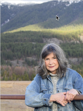Dawn Marie Tucker, public image of author from publisher's website