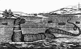 Wikimedia commons sea serpant