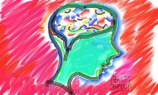 Brain by Adhijit Bhaduri, CC by 2.0