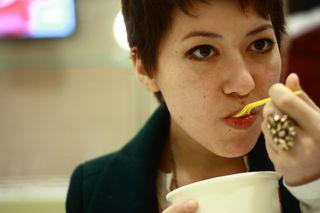 Eating/Flickr