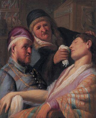 The Leiden Gallery LLC, Public Domain