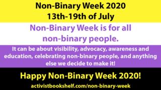 Activist Bookshelf, used with permission