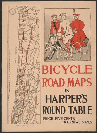 Artist poster filing series (Library of Congress) / PICRYL