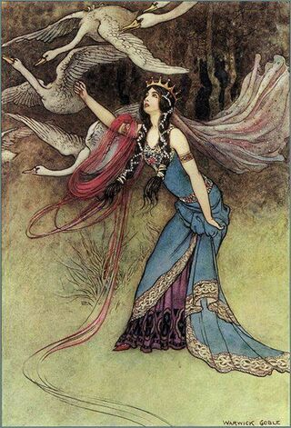 From The Fairy Book by Dinah Craik, Macmilllan & Co. 1913/Public Domain