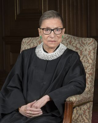 Supreme Court of the United States 2016 portrait via Wikimedia Commons