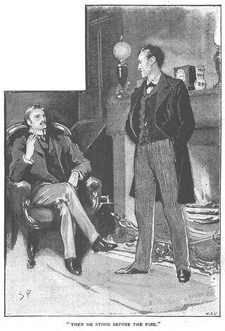 Sidney Paget (1891) / Strand Magazine / public domain