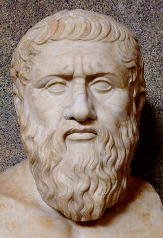 """""""Bust of Plato (Vatican Museum, Rome)"""" by Dudva/Wikimedia Commons, CC BY-SA 4.0"""