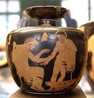 Clinic Painter (eponymous vase)/Wikimedia Commons