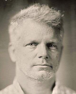 Photo of C.W. Smith by Joseph Brunjes Photograph, used with permission