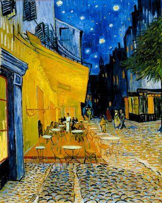 Vincent van Gogh (1888)/Public Domain
