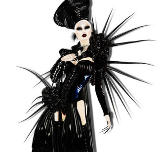 Fetish Couture | by Bea Serendipity via Flickr, Labeled for Reuse