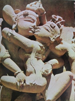 Larry - from 'Pictorial Khajuraho'