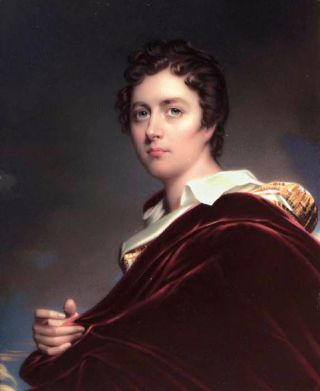 Lord Byron by Henry Pierce Bone, Wikimediacommons.org, public domain