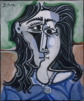 2015 Estate of Pablo Picasso/used with permission from Artists Rights Society (ARS), New York