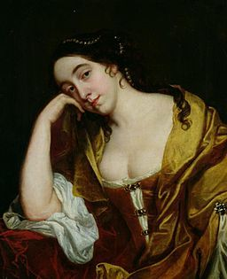 "Van Loo, ""Melancholy"" (1640-1670), Wikimedia Commons, Public Domain"