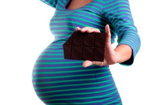 Pregnancy is common time for cravings