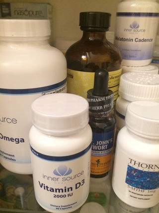 Is It Safe to Take Supplements with Antidepressants