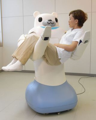RIKEN-TRI Collaboration Center for Human-Interactive Robot Research