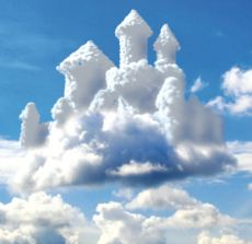 Cloud Castle in the Sky