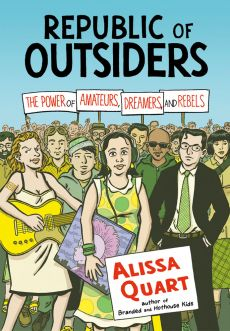 Book Cover - Republic of Outsiders