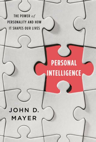 Personal Intelligence by John D Mayer Phd
