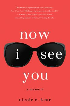 Book cover - Now I See You