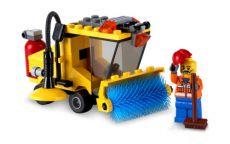 Lego Street Cleaner