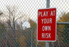 Play at your own risk